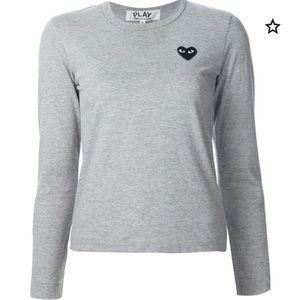 Comme De Garçons Long-Sleeve Shirt